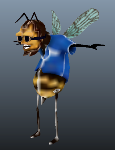 Bob model right