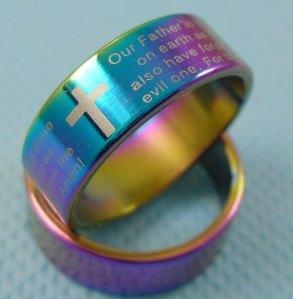 36pcs-font-b-Rainbow-b-font-English-Lord-s-Prayer-Cross-Jesus-Stainless-Steel-font-b
