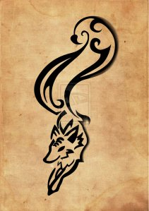 final_custom_fox_tattoo_by_halie_tee-d2v3eik