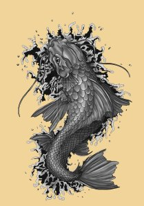 Koi+Fish_tattoo_48
